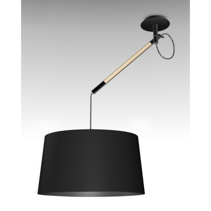 suspension d centr e nordica 2 coloris mantra comptoir. Black Bedroom Furniture Sets. Home Design Ideas