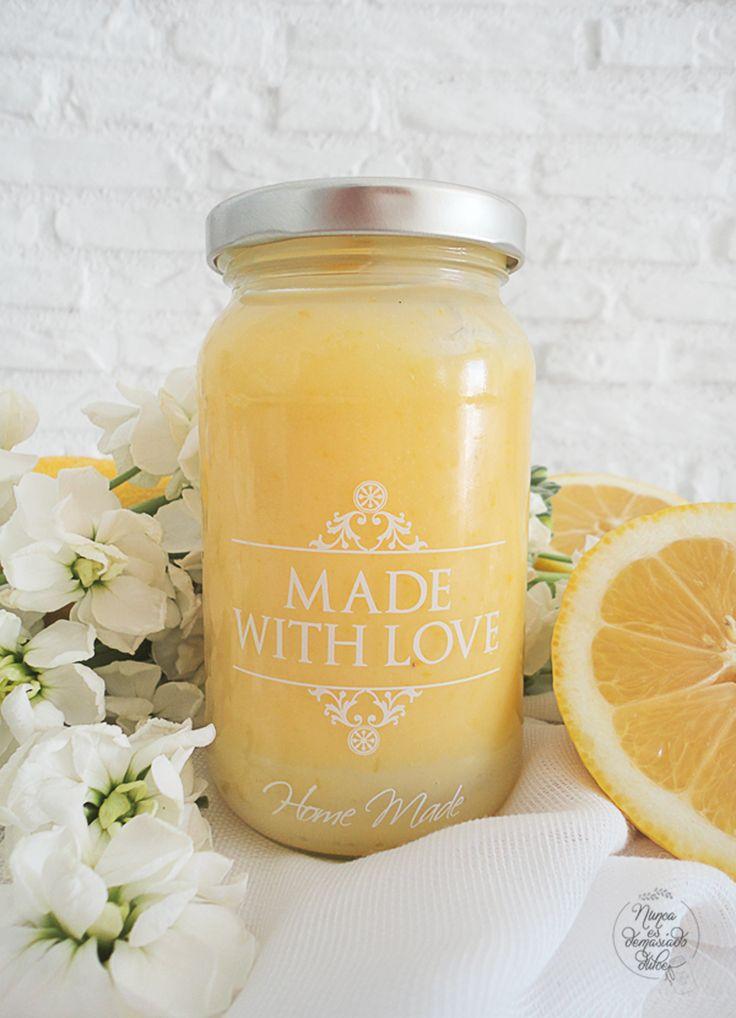 Lemon Curd//Crema de limón