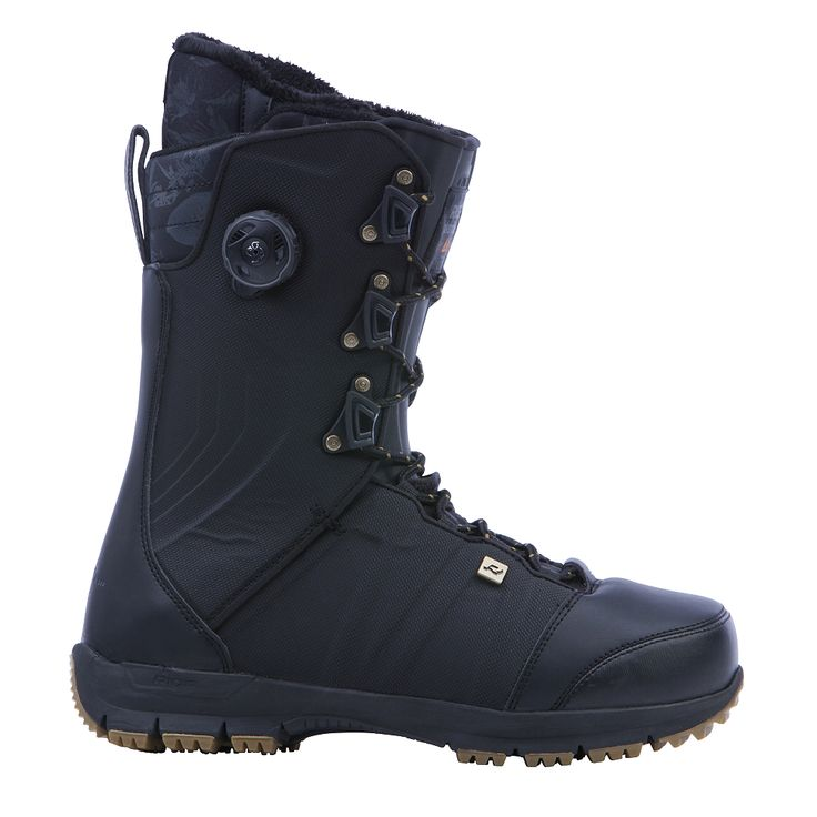 Fuse Boots | Men's Snowboard Boots | Ride Snowboards 2014-2015