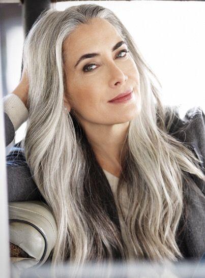 Cheveux blancs dans un reve