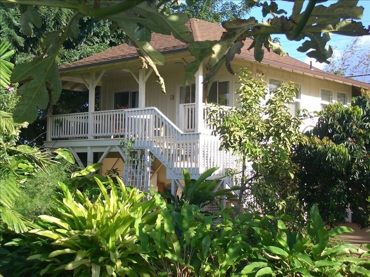 Paia Vacation Rental VRBO 99660 1 BR East Maui Cottage