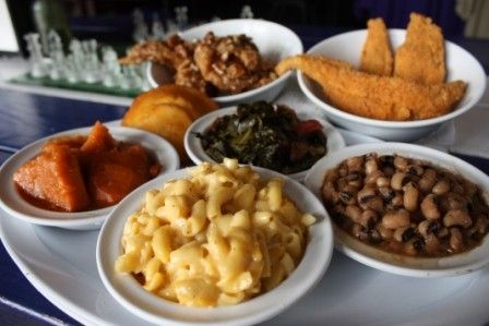 Bonnie Jean's Soul Food Cafe - Taking comfort food to a whole new level.