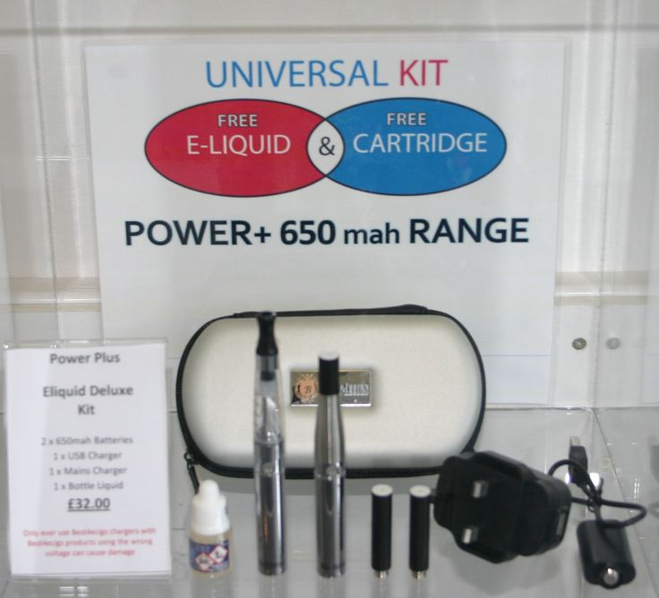 Our shop is very user friendly. We feel that shopping for an ecigarette need not be stressful. No only have we arranged our kits, mods and accessories whereby you can see exactly what you get, with specs and easy information. All our kits are now 'universal' meaning they come complete (at no extra cost) with eliquid, cartridges and a clearomizer. This gives you a chance to discover the exact type of ecigarettes you prefer!#ecigs #ecigarettes #ecigshop #best4ecigs  #eliquid #cartomizers
