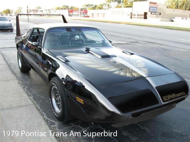 1979 Trans Am Superbird. GM FBodies Pinterest Trans am