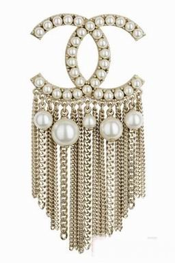 Chanel Starting Point Series fringed jewelry