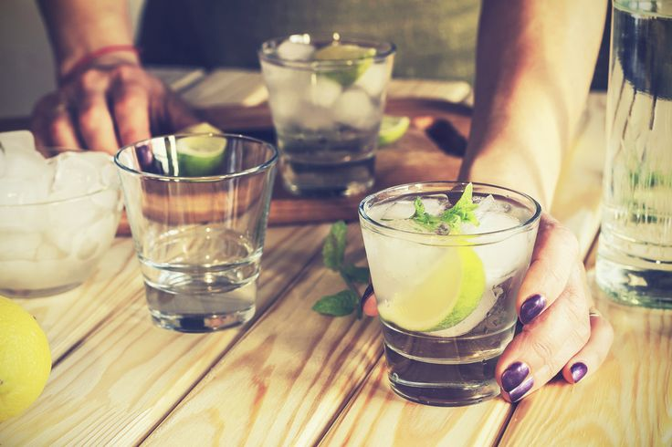 How to have a drink without gaining a ton of weight-- choose low-carb alcohol. Here's a list of low-carb alcohols, drinks, beer, wine, spirits, and mixers.