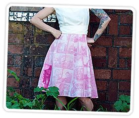 HOW TO: wear your photos! Great DIY guide from the fun people at PhotoJoJo.