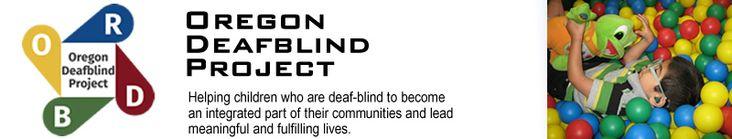 Oregon Deafblind Project