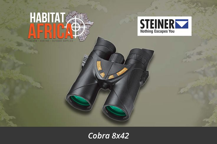 The Steiner Cobra 8×42 binocular will help you find wildlife like never before. The innovative Steiner Dynamic Contrast Coating technology provides a game changing experience by blocking the colours of foliage such as background trees and bushes, and brings out the visibility of wildlife colors like the reds and browns. [...]