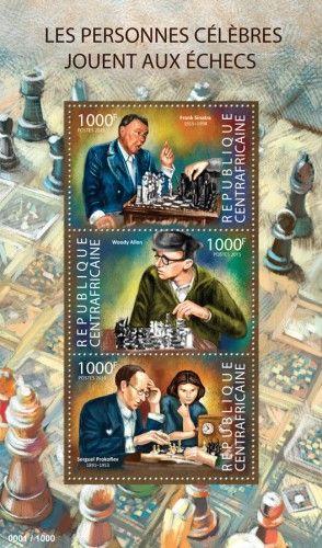 CA15321a Chess (Frank Sinatra, Woody Allen, Serguei Prokofiev)