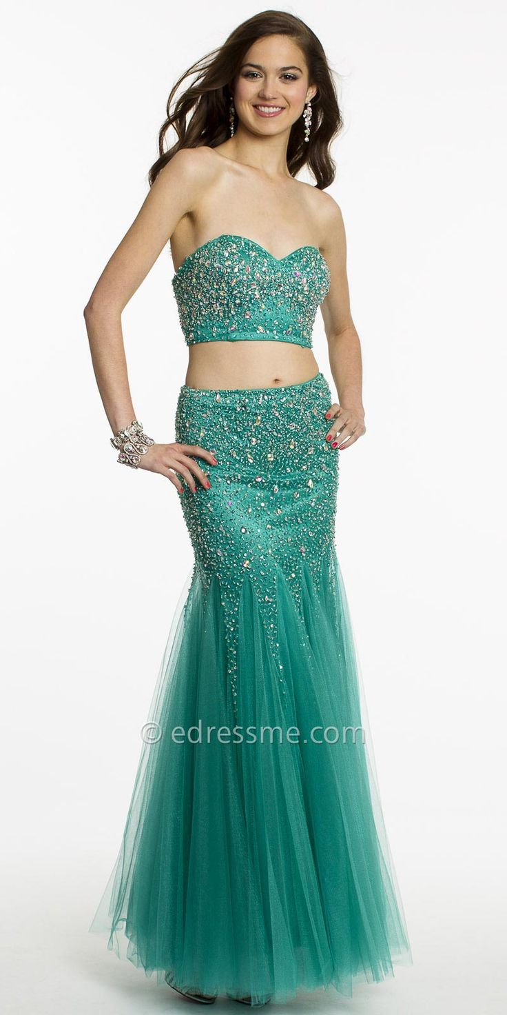 7279 best Essential Prom images on Pinterest | Chiffon prom dresses ...