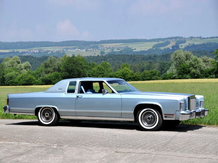 150 best Lincoln/Continental: 1979 - 1995 images on Pinterest ...