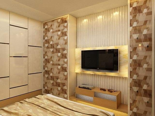3bhk Interior Design Package Mumbai Interior Design For 3bhk Flat In Thane Condo Interior Condo Interior Design Master Bedroom Design