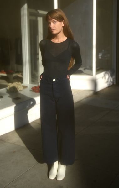 Anaïse | Jesse Kamm Sailor Pant, Midnight