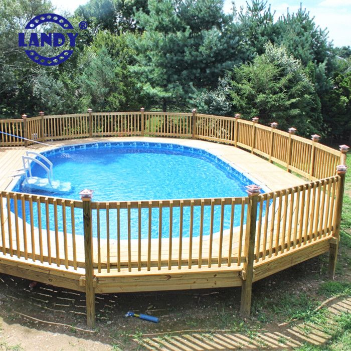 25 best above ground pool cost ideas on pinterest oval - Swimming pools above ground prices ...
