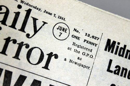 how to make newspaper design