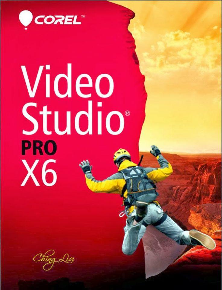 corel videostudio pro x6 full crack free