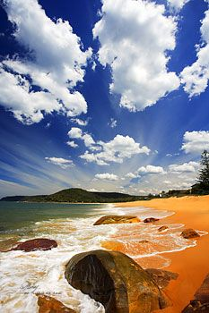 Pictures of Pearl Beach, Central Coast, NSW