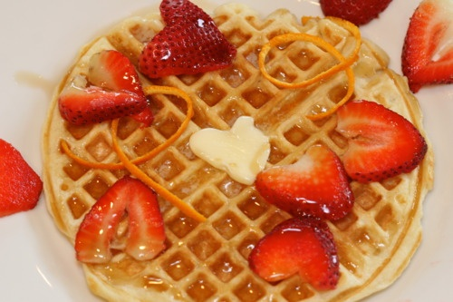 Art Smith's Sour Cream Waffle Recipes — Dishmaps