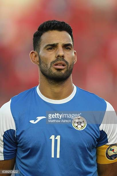 Juan Barrera of Nicaragua during the Copa Centroamericana 2017 tournament between Panama and Nicaragua at Estadio Rommel Fernandez on January 15 2017...