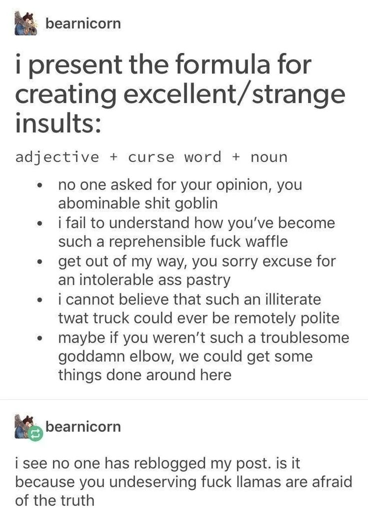 17 Tumblr Posts For People With A Random Sense Of Humor There's no theme here. The theme is you laughing your butt off.