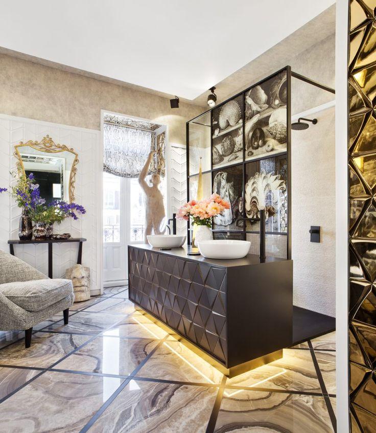 Bathroom by Erico Navazo Casa Decor luxurious