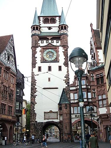 Freiburg, Deutschland.  I want to go back :(