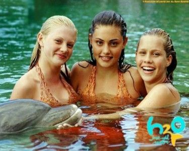 H2O Mermaids - free puzzle and logic games online