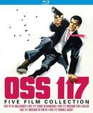 OSS 117: Five Film Collection [Blu-ray] [2 Discs]