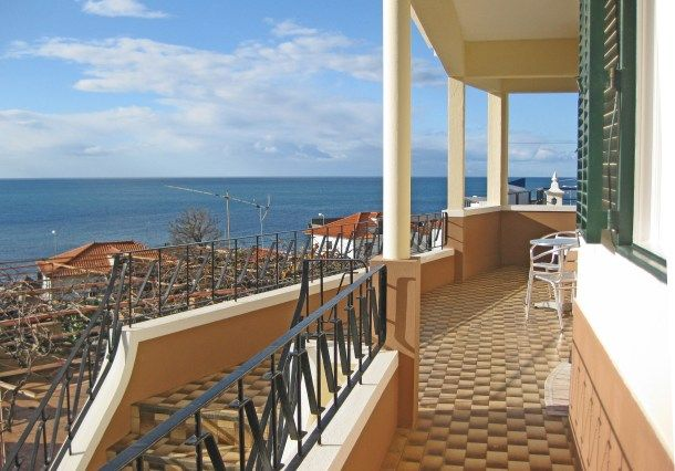 Ponta do Sol, Island of Madeira, Portugal, Homes for Sale: €155,000  This oceansideside villa has spectacular panoramic views of the Atlantic & surrounding volcanic cliffs.
