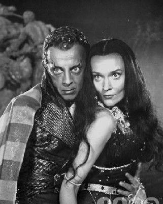 Robert Helpmann con Ludmilla Tcherina