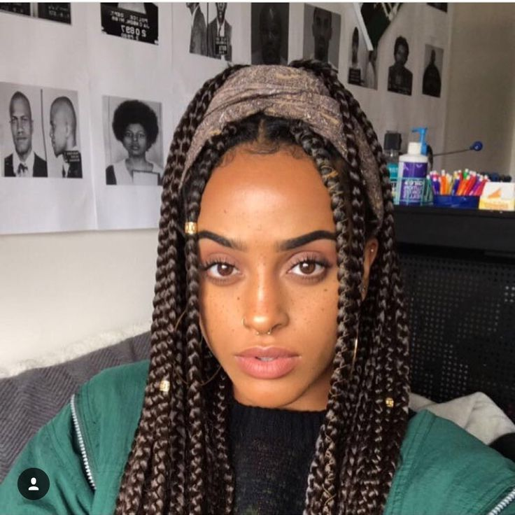 best 25 box braid styles ideas on pinterest box braids