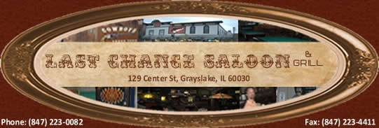 Last Chance Saloon and Grill