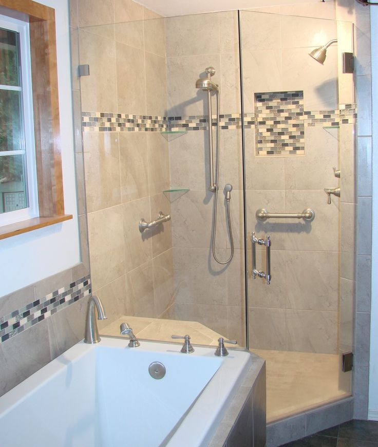 Big Tub Shower Combo Part - 49: Soaking Tub Shower Combination Furniture Really Cool Large Tub And Shower  Combolarge Tub And Shower Combo Large Tub And Shower Combo Garden Tub And  Shower ...