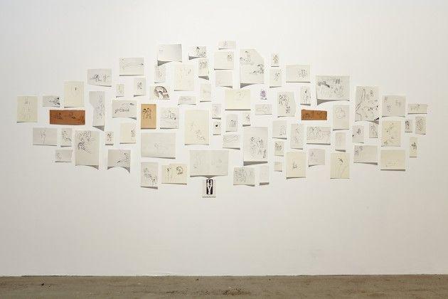Annette Messager // Mes dessins secrets