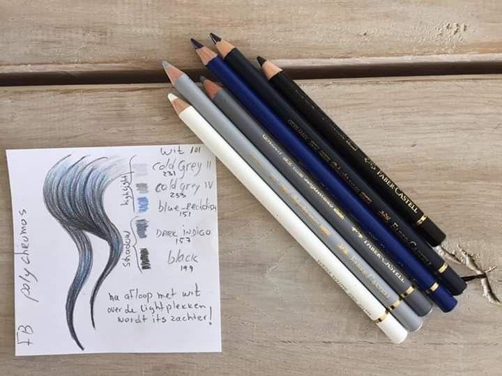 Pin Von Nadya Carpinelli Auf Polychrome Polychromos Malen Und Zeichnen