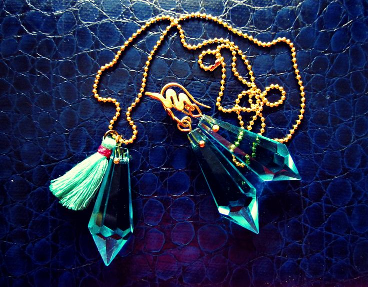 #aqua #crystals # dolido #favorite