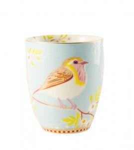 PIP Studio #kubek bird #FancyStore