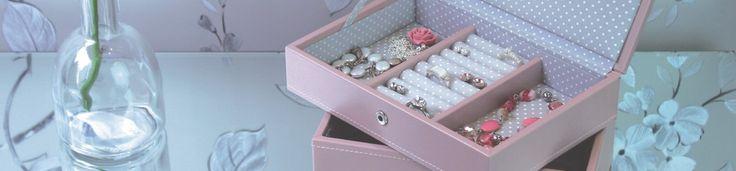 šperkovnice pre dámy, MINI | indabox.sk