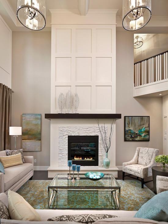 170 Wohnzimmer Dekoration Modelle - Fotos   Zuhause