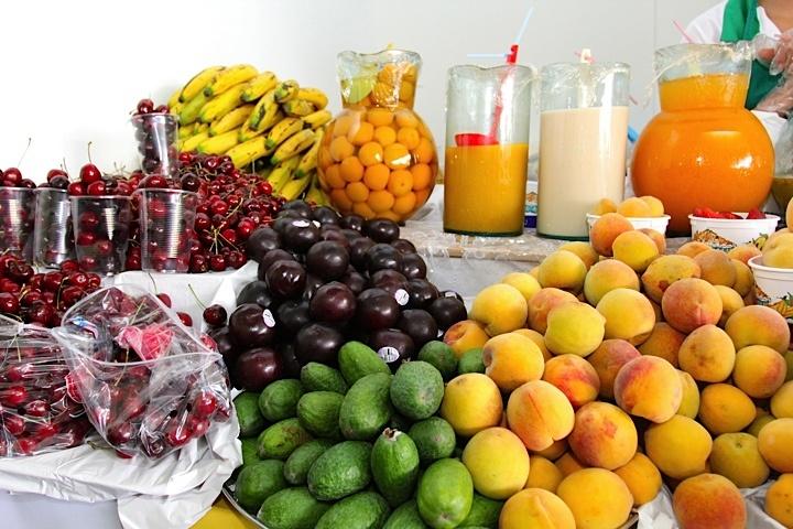 Frutas, un carnaval de sabores. Crédito Milton Ramírez (@FOTOMILTON) MinCultura 2012.