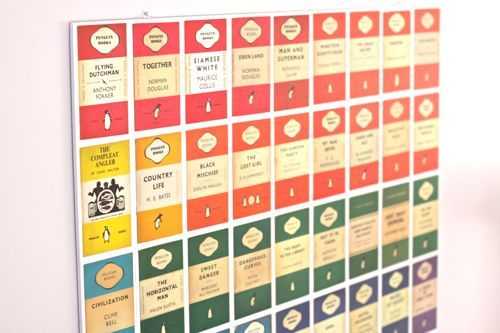 Penguin Book Covers Vintage ~ Classic book cover posters pixshark images