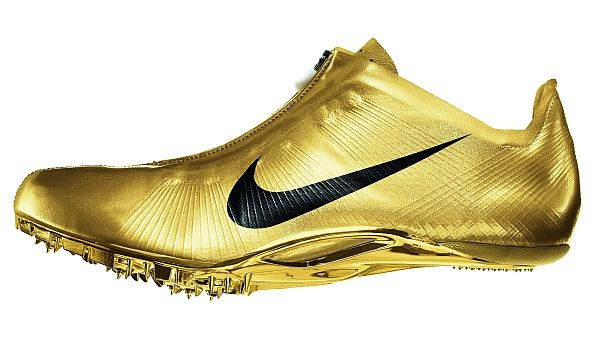 Nike Zoom Aerofly For Sale Gold Spikes Trevor