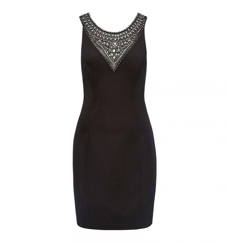Bianca Bodycon Elbise - Giysi - Elbise - ForeverNew