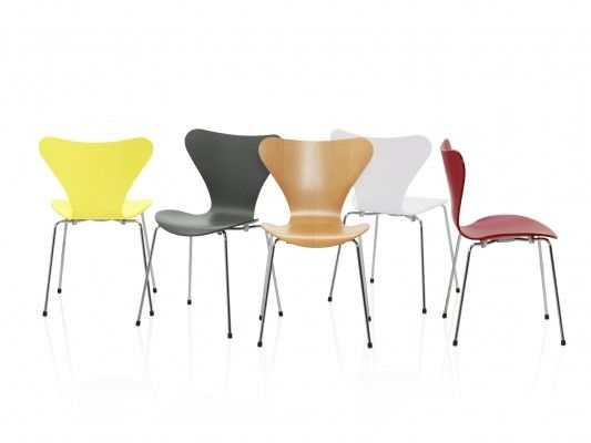 Fritz Hansen relaunches the Series 7 chair | Design Middle East