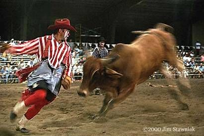 27 Best Rodeo Clowns Images On Pinterest