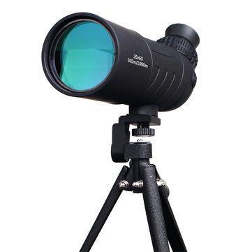 IPRee 20x60/16x52 Traveller Monocular HD Telescope Optic Zoom Lens Bird Watching High Definition View Eyepiece