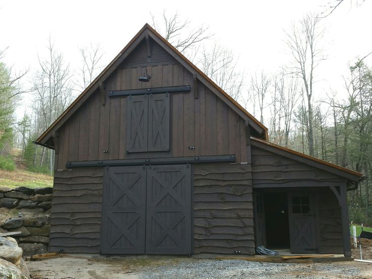 14 best barns stables equine images on pinterest barn for Barn loft doors