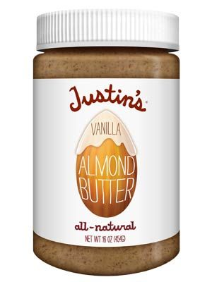 New Find: Justin's Vanilla Almond Butter : This stuff is the can't-put-it-down kinda stuff. Good thing it's organic. #SelfMagazine