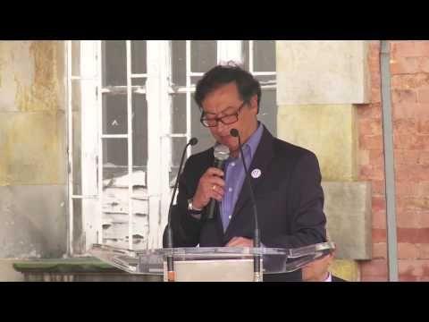 Distrito presentó Hospital San Juan de Dios como propiedad de la ciudad - Alcalde Gustavo Petro